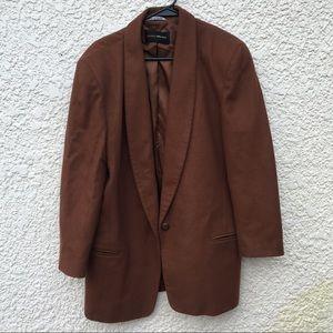 Vintage Wool / Cashmere Blend Coat